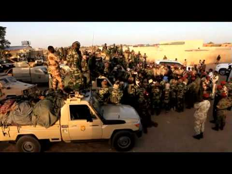 Chad Armoured Column Heads For Cameroon To Fight Boko Haram