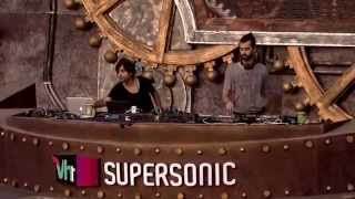 Guy J B2B Jeremy Olander Live at VH1 Supersonic 2014 - Goa, India (29 December 2014)