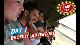 Disney Vacation Day 1 | Epcot and Animal Kingdom