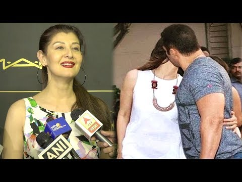 Salman Khan's Ex Girlfriend Sangeeta Bijlani On Salman KISSING Her In Public