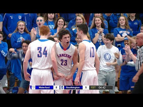 Highlights: Waterford 80, Southington 70 in Div. III quarters