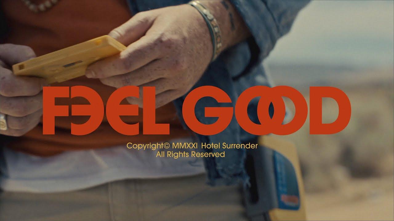 Chet Faker - Feel Good (Official Music Video)