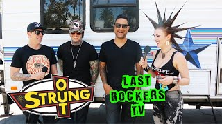 STRUNG OUT interview: Making Their Latest Album + Live Show Footage   SABROSO TACO FEST 2019