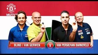 Robin van Persie / Raymond van Barneveld v Daley Blind / Michael van Gerwen (Part Two)