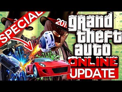 GTA Online cu ABONATII ! Update nou