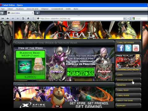how to download cabal online