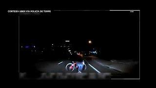 La policía publica el vídeo del atropello mortal de Uber
