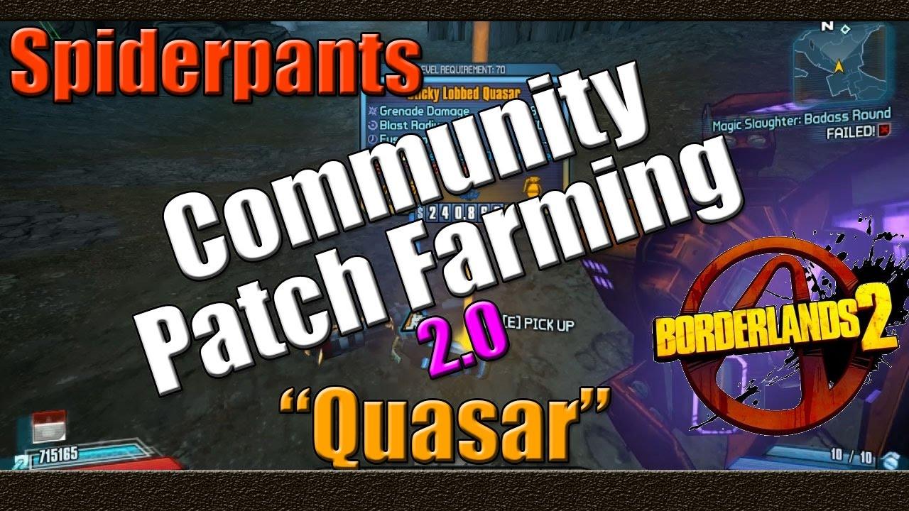 Borderlands 2 Quasar