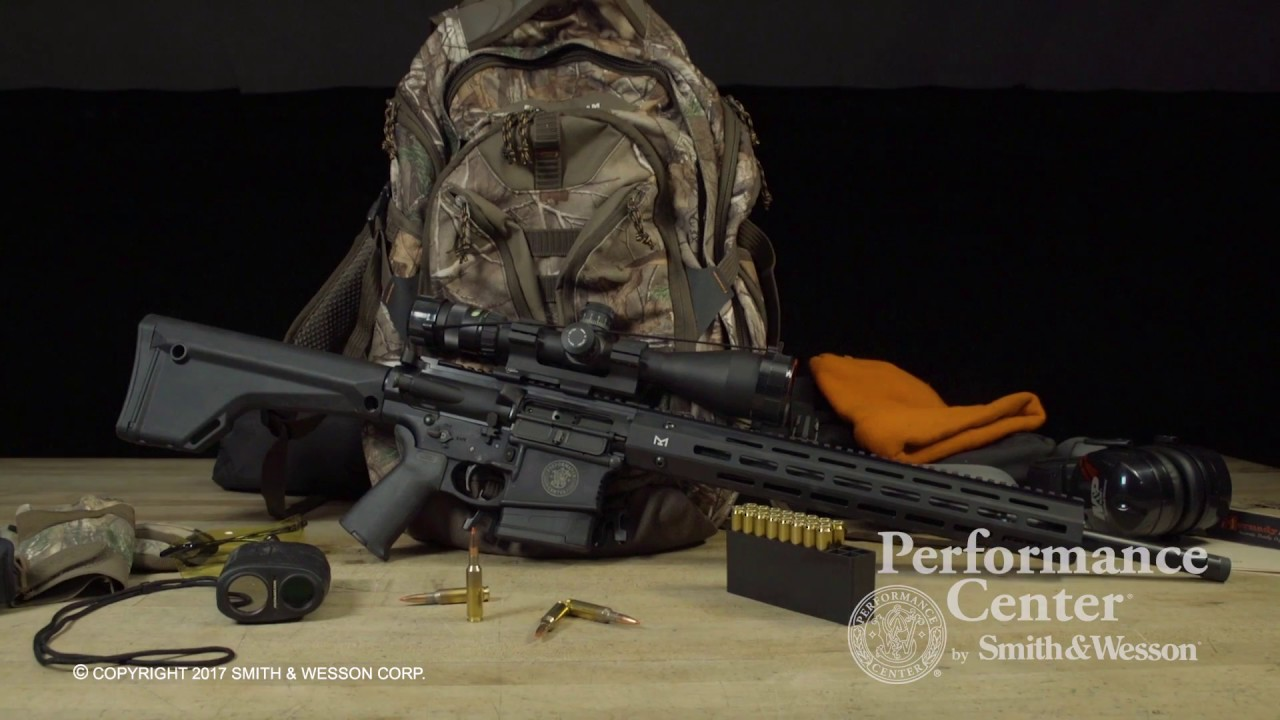 M&P®10 6 5 Creedmoor | Smith & Wesson