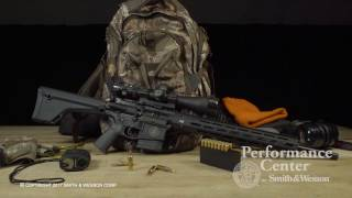 Performance Center® M&P® 10 in 6.5 Creedmore with Jerry Miculek