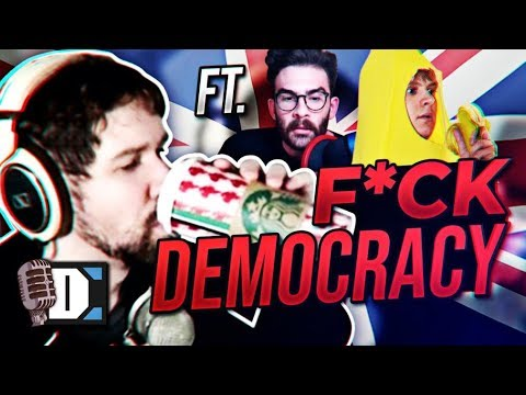 There's something you value more than democracy... ft. Hasan Piker & H.Bomberguy