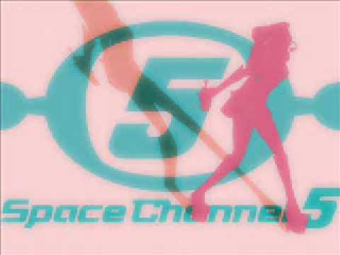 Space Channel 5  Pala Paya Lounge Music