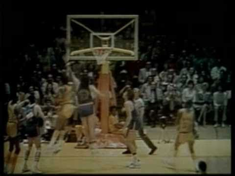 1972 NBA Finals: Knicks at Lakers, Gm 5 part 8/11