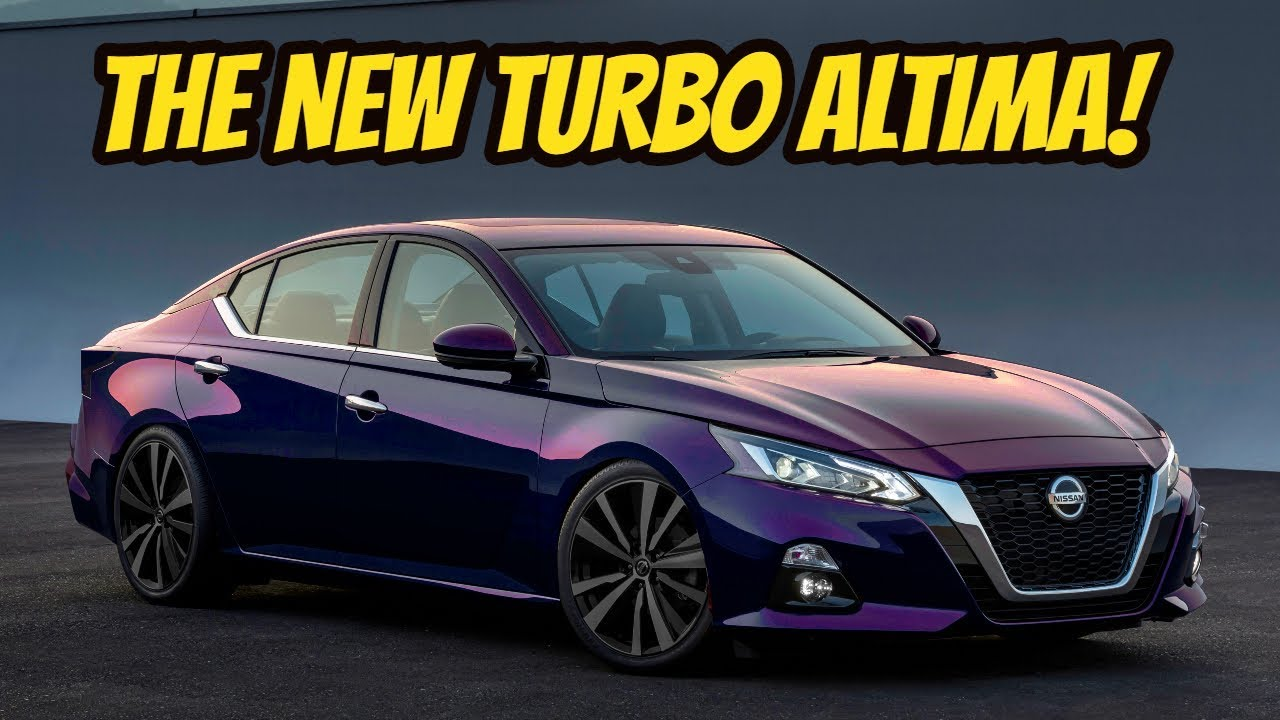 2019 Nissan Altima & Altima SR Turbo | Details Interior ...