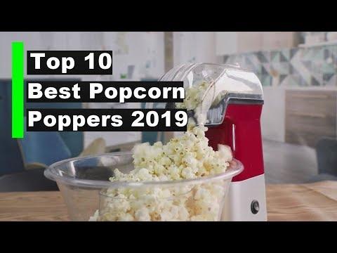 Best Poppers 2019 Top 10 Best Popcorn Poppers 2019   YouTube