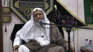 مجلس ليلة 20 محرم 1442 الشيخ عبدالله السمين