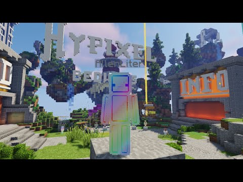 Hypixel Bedwars Montage #1 (Replay Mod)