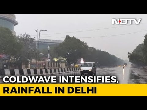 Delhi Sees Rain On First Sunday Of 2019, With Temperature Taking A Dip Mp3