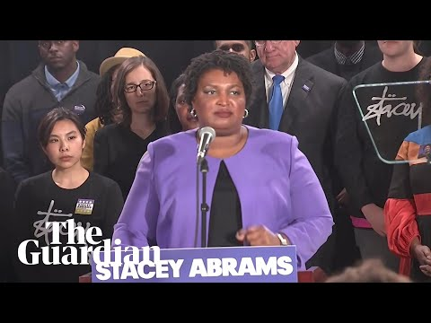 Stacey Abrams announces lawsuit: 'This is not a concession speech'