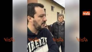 Padova, Salvini contro i profughi che giocano alla Playstation