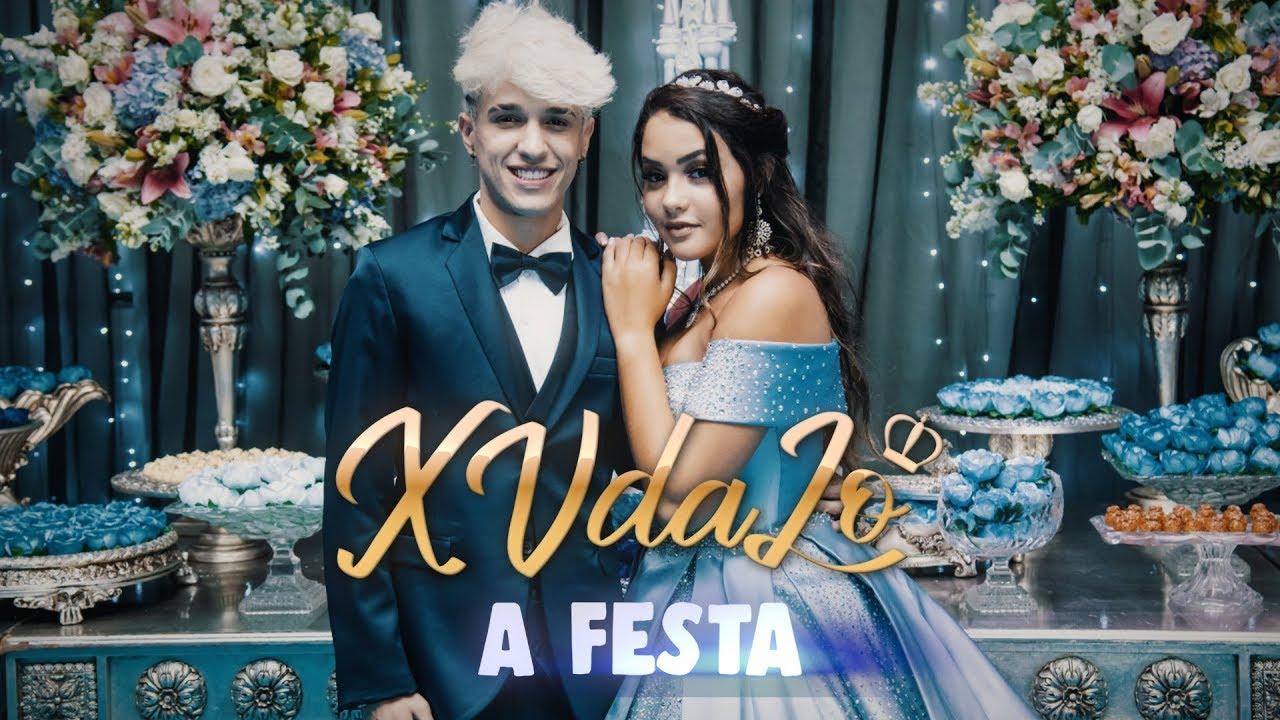 MINHA FESTA DE 15 ANOS - LORRAYNE OLIVEIRA ( Clipe Oficial )