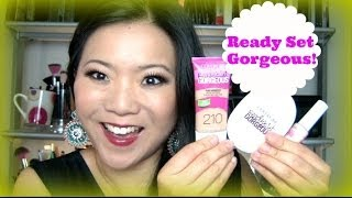 CoverGirl Ready Set Gorgeous Foundation, Concealer & Powder Review