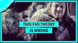 8 MAJOR FLAWS to the N + A = J Theory | Game of Thrones