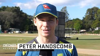 Refreshed Handscomb raring to go