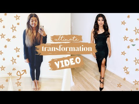 Ultimate Transformation Video ☾ (I Dyed My Hair From Blonde To Dark Brown, After Seven Years)