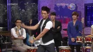 taek dances to f x s nu abo