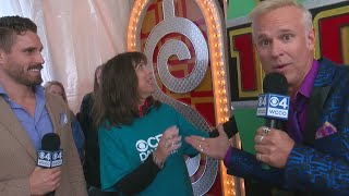George Gray, James O'Halloran Talk Price Is Right Wheel