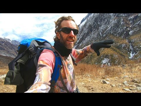 Trekking the Himalayas of Nepal Alone in Winter (Part 4)