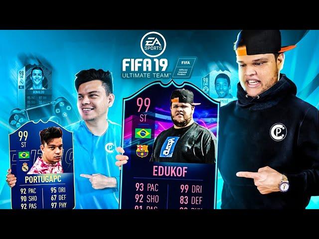 FIFA 19 ANTES DE TODO MUNDO