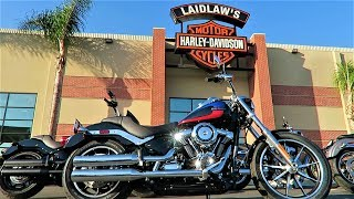 2019 Harley-Davidson Low Rider (FXLR) │Test Ride and Review