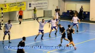 CS Caras-Severin - CSM Bucuresti 33-26