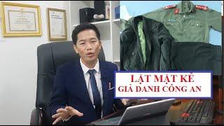 Lật mặt kẻ g.iả danh công an | Triệu Quang Hùng