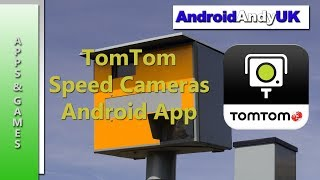 TomTom Speed Cameras Android App