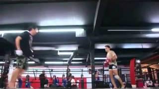 Strikeforce: DIAZ vs DALEY - on the card Rolando Perez
