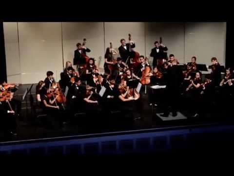 South Salem High school Chamber Orchestra Fall Concert