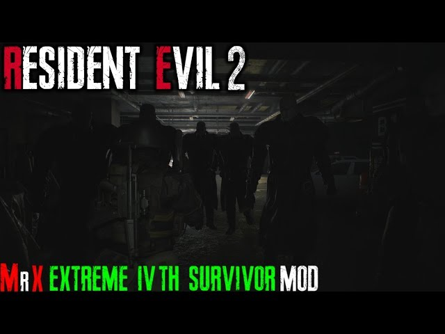 Mr X has some scary mods in Resident Evil 2 Remake – The Outerhaven