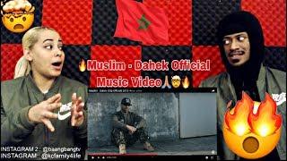 MUSLIM - DAHEK REACTION