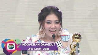 Via Vallen Sampai Terharu Menerima Piala IDA Kategori Penyanyi Dangdut Solo Wanita Terpopuler MP3