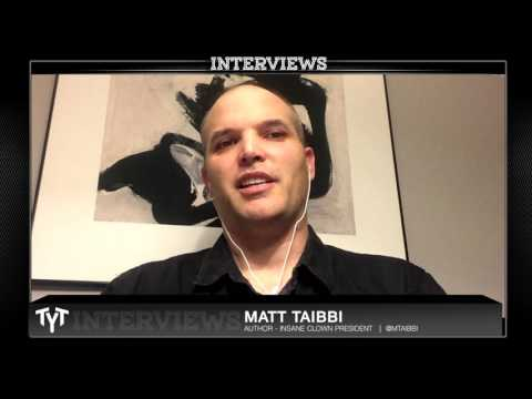 Matt Taibbi Interview With The Young Turks' Ana Kasparian