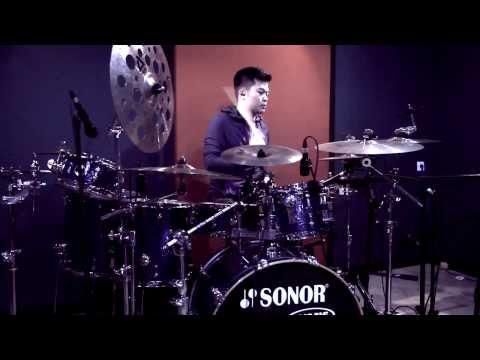 Echa Soemantri - Adera - Lebih Indah (Drum Reinterpretation)