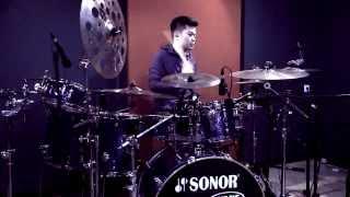 Download Echa Soemantri - Adera - Lebih Indah (Drum Reinterpretation)