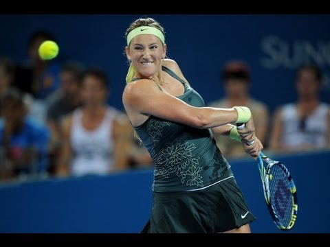 2013 Brisbane International Day 4 WTA Highlights