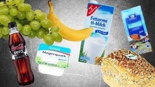 Lebensmittel für einen guten Body | Goeerki