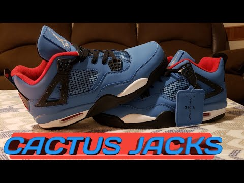 Travis Scott Air Jordan 4 cheap shoe