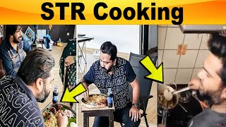 STR Cooking video | STR cooking goes viral in Social Media - 15-05-2020 Tamil Cinema News