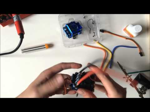 Toro TS 150A ESC Brushless Regler/Motor Löten+Inbetriebnahme/Funktion Test